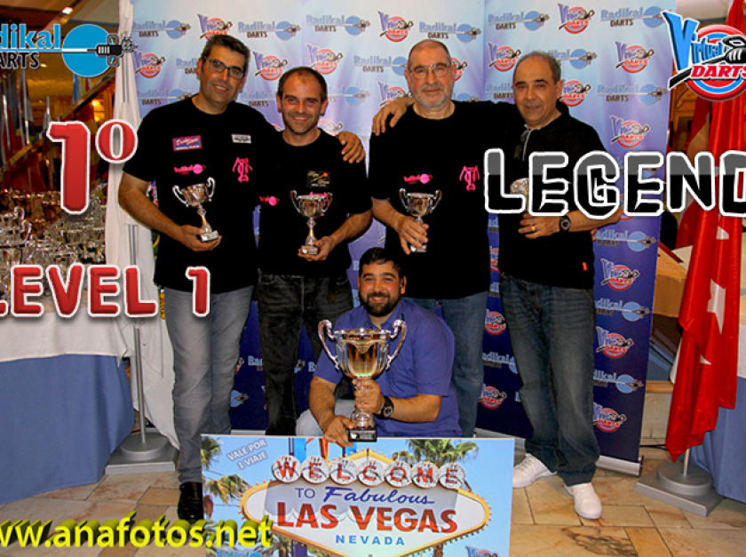 Imágem RADIKAL DARTS INTERNATIONAL CHAMPIONSHIP MADRID 2015