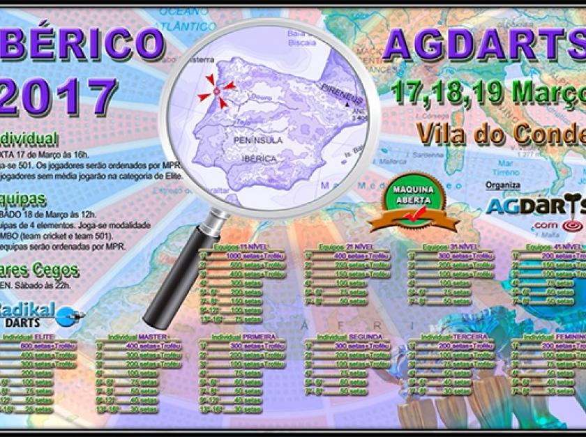 Imágem Campeonato Iberico 2017