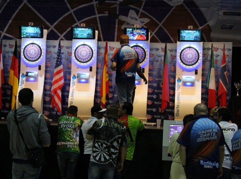 Imágem Radikal Darts International Championship Fuengirola 2017