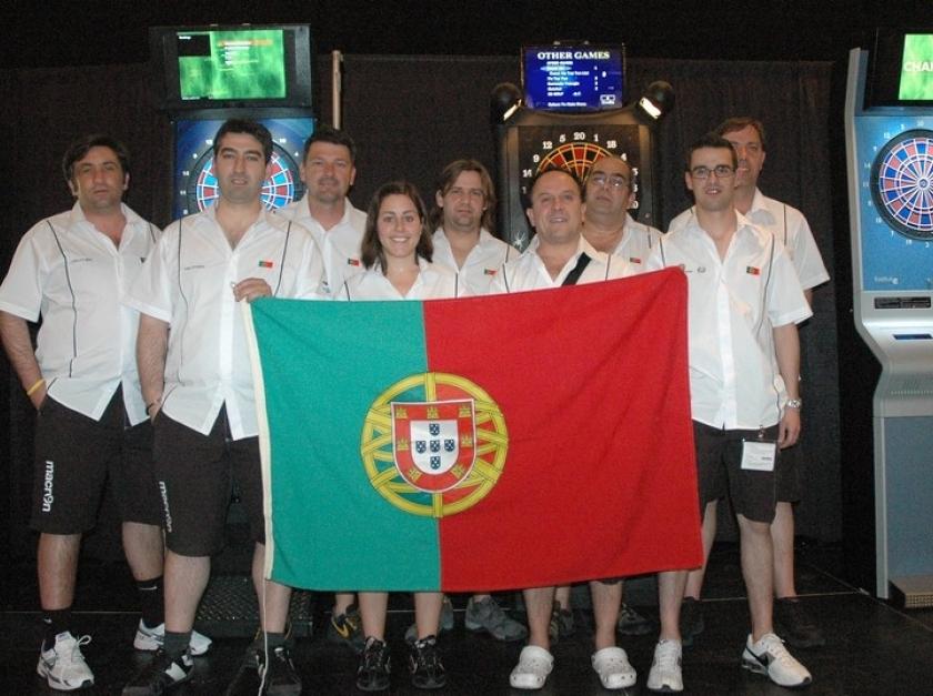 Imágem Participação Portuguesa no Team Darts 2011 - Las Vegas