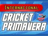 Imagem da notícia: Internacional Cricket Primavera