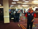 Imagem da notícia: Interview with David Fatum in Las Vegas