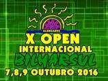 Imagem da notícia: X Open Internacional Bilhar Sul