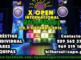 Imagem da notícia: X Open Internacional