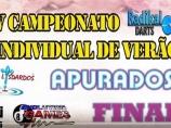 Imagem da notícia: V Campeonato Individual de Verão