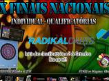 Imagem da notícia: X Finais Nacionais Radikal Darts