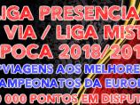Imagem da notícia: Liga Presencial 3ª Via