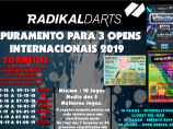 Imagem da notícia: Apuramento para 3 Opens Internacionais 2019