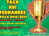 Imagem da notícia: Taça Rui Fernandes 2018/2019