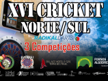 XVI Cricket Norte / Sul