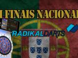 Imagem da notícia: XI Finais Nacionais Radikal Darts 2019