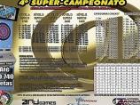 Imagem da notícia: 4º Super - Campeonato