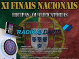 Imagem da notícia: XI Finais Nacionais de Equipas 2019