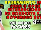 Imagem da notícia: Open Internacional de Nordeste - Açores