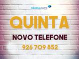 Imagem da notícia: MUDANÇA DE TELEFONE